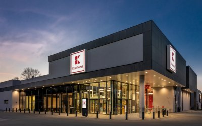 Kaufland in collaboration with Plus 8 will build retail outlet