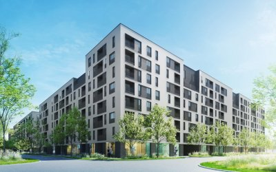 Hochtief will carry out multi-family residential building