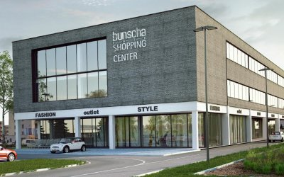 Bunscha Shopping Center will rise  in Krakow