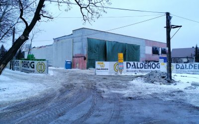 Daldehog is building Lidl discounts in Warsaw