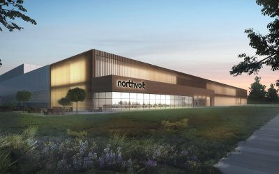 Northvolt will invest 750 million PLN in Gdańsk