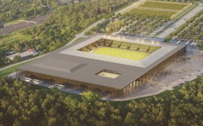 NDI wants to build stadium in Katowice