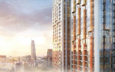 Hochtief is going to build Towarowa Towers