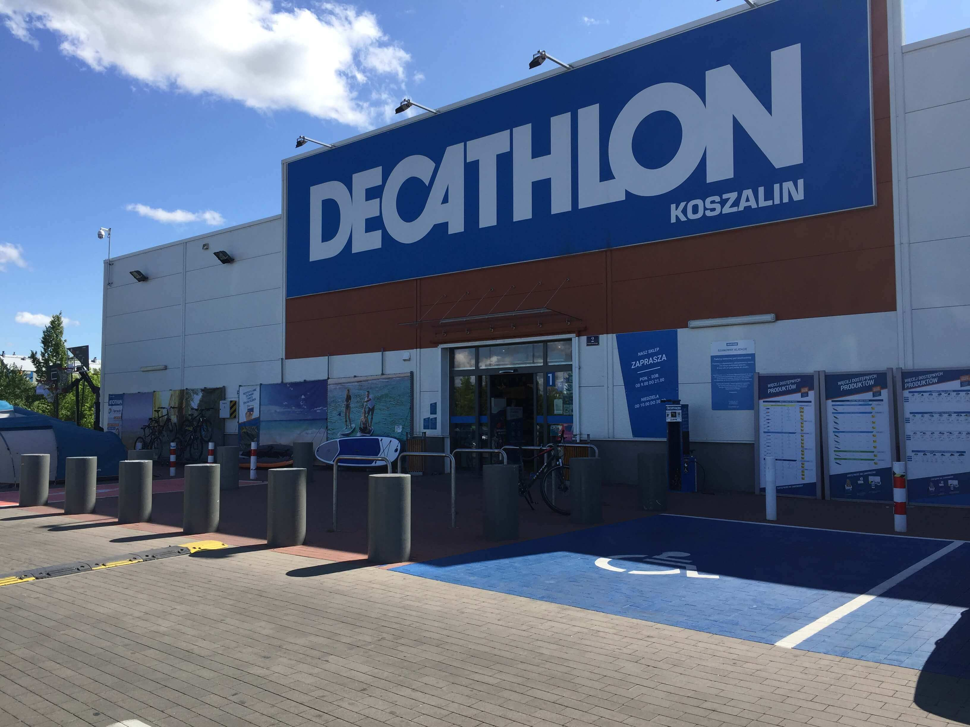 Decathlon Koszalin