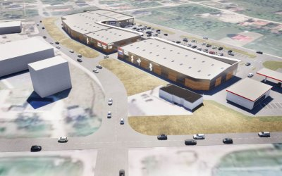 MKL Bau is going to build S1 shopping center