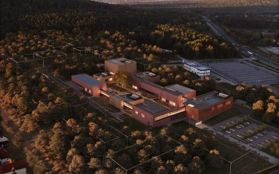 GUM prepares 2nd stage of lab campus in Kielce
