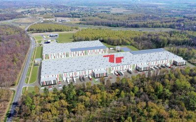 7R prepares 40,000 sqm of logistics in Gorzyczki