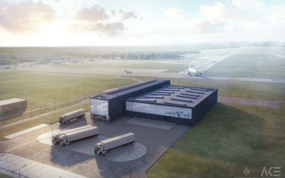 Hochtief offered to build cargo terminal
