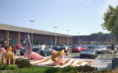 Shopp.City will be erected in Grudziądz