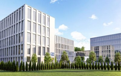 Unibep wants to erect office building in Ciechanów